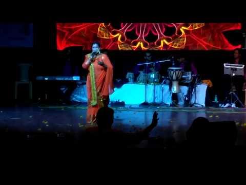 best garhwali song | kalpana chauhan | live performance | jaipur 2