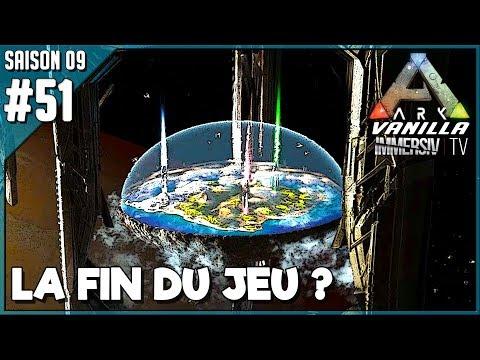 FIN DU JEU : OVERSEER & ASCENSION - Ark Survival Evolved Vanilla FR S09 EP51