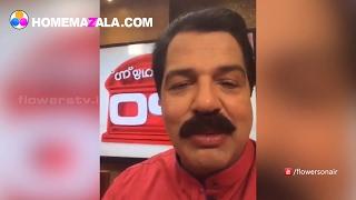 Interviews Sreekandan Nair and Dr.Aarya