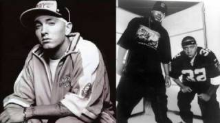 Eminem Vs MOP - I Just Don