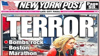 NY Post's Bad Boston Bombing Reporting