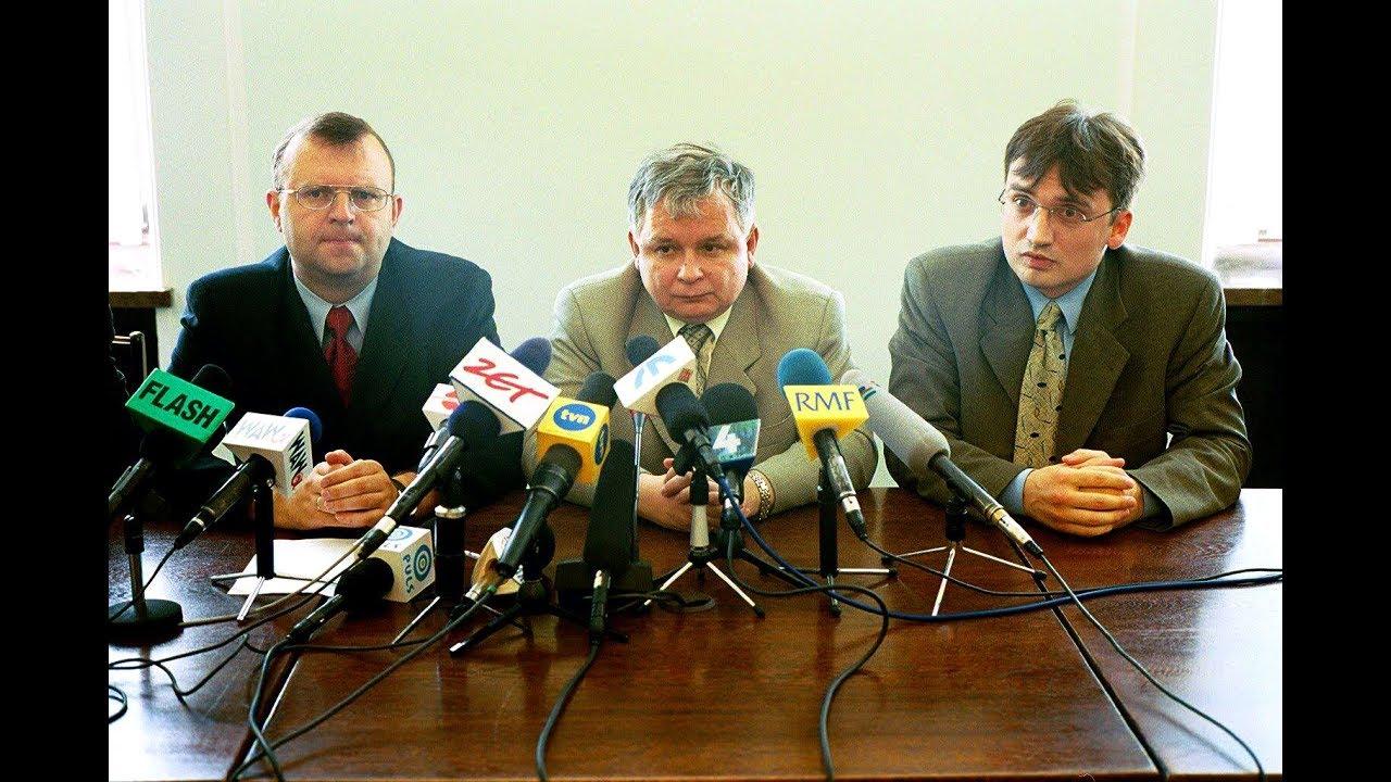 16 lat temu Ziobro przypominał w TVP o niezawisłości sędziów