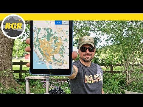 US PUBLIC LANDS APP | Product Review | Camping On Public Land
