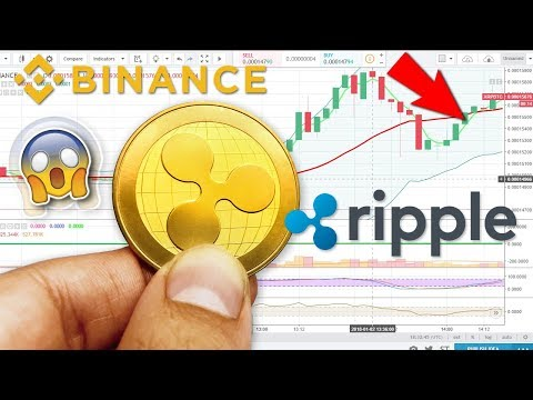 How To Buy Ripple On Binance Crypto Exchange