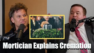 A Mortician Explains Cremation | @Theo Von