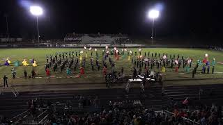 2018 Sickles High School Marching Wall Of Sound Lion's Pride Performance
