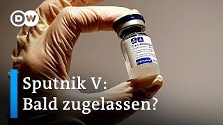 Ist Sputnik V die Rettung der europäischen Impfkampagnen?   DW Nachrichten