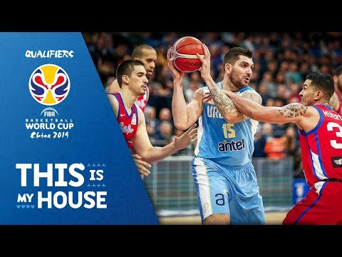 Uruguay v Puerto Rico - Highlights - FIBA Basketball World Cup 2019 - Americas Qualifiers