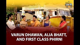 Varun Dhawan | Alia Bhatt | MasterChef Shipra Khanna | 9XM Startruck Bites