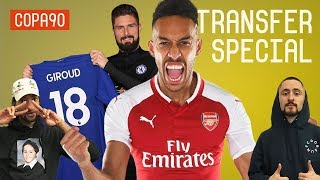 Did Arsenal Win the Transfer Window with Aubameyang?   Transfer Special