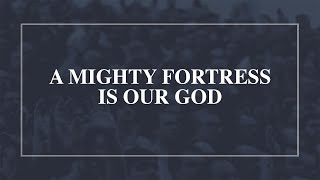 A Mighty Fortress is Our God • T4G Live [Official Lyric Video]