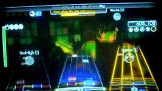 PS3 RB2 Toxicity Full Band