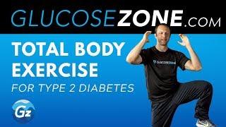 Total Body Exercise for Diabetes: Level 2 GLUCOSEZONE
