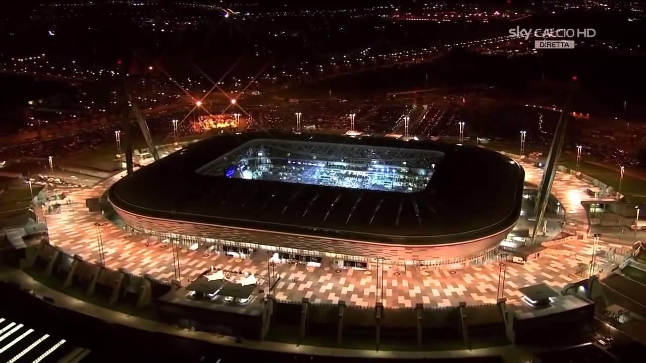 Juventus Stadium - Cerimonia di Inaugurazione - 8 ...