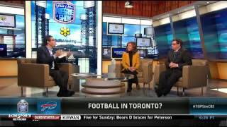Jason La Canfora and Amy Trask discuss the possibility of Bon Jovi buying the Buffalo Bills and moving the team to Toronto on CBS Sports Network's THAT ...