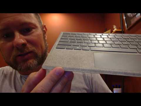 Microsoft Surface Pro Signature Type Cover UPDATE after 6 months of use