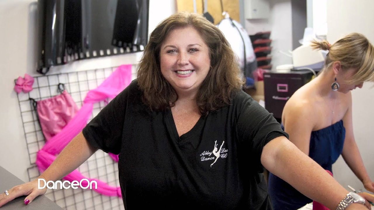 abby lee miller young