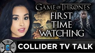 Game of Thrones: Sinead's First Time Watching - Collider Video