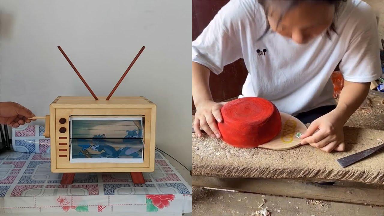Amazing 13 Creative woodworking 공예 Invention useful Accessories DIY 2020