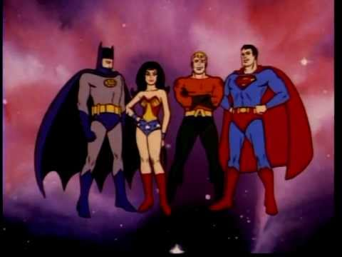 SUPERFRIENDS   Theme  19731985 HQ