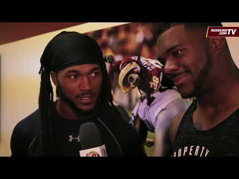 A Minute With Martrell: D.J. Swearinger