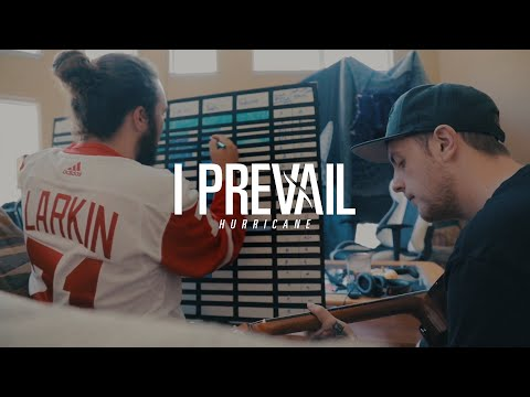 I Prevail - Hurricane (Official Music Video)