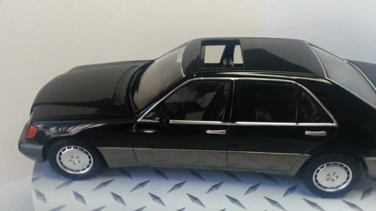 Completed | Mercedes 600SEL - YouTube