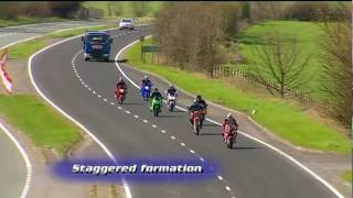 Guide to group motorcycle riding