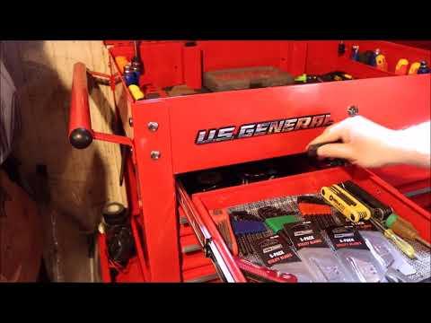 Harbor Freight US General Tool Box Hack!