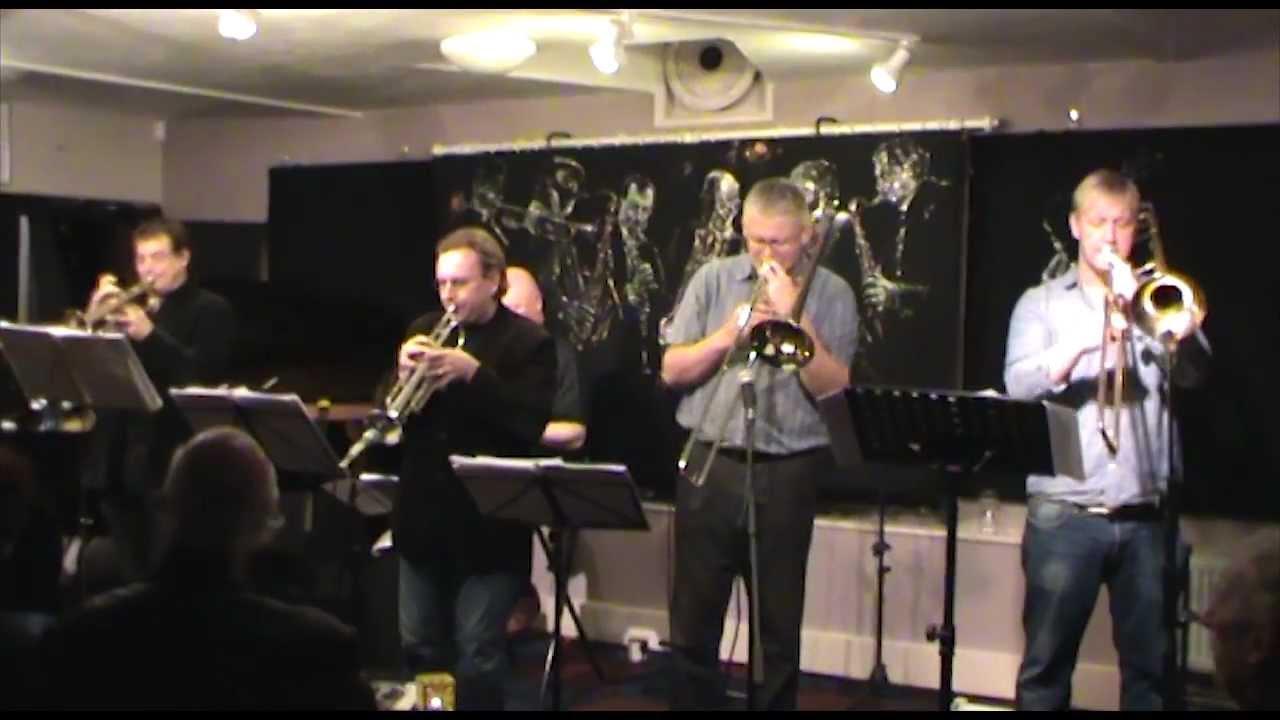 Ben Crosland Brass Group - An Open Place