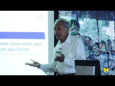 Pravin Varaiya | Information, Decisions And Networks Workshop