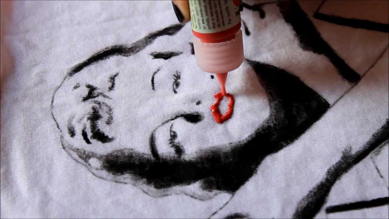 DIY #2 - Marilyn Monroe - YouTube