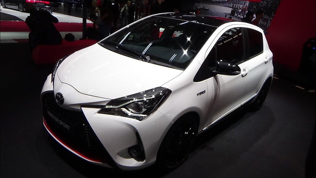 Kelebihan Toyota Yaris Gr Sport Top Model Tahun Ini