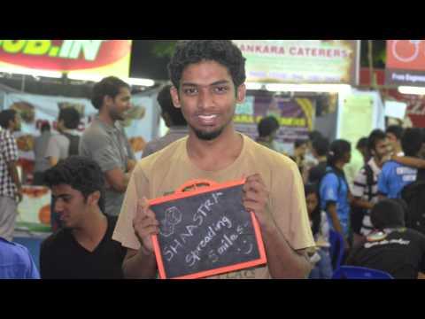 Shaastra: Spreading Smiles