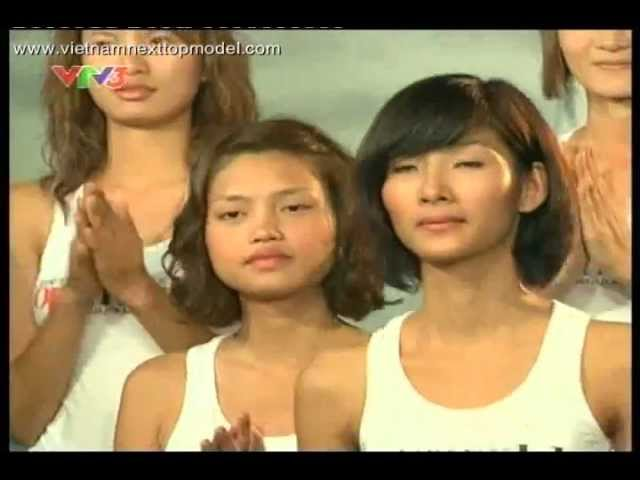 Vietnam's Next Top Model 2011 - Tập 8 (Full)