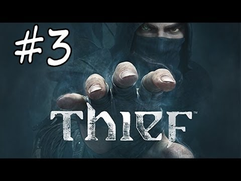 Thief Chapter 1 Lockdown-Find a Way Into The Jewelers Shop Walkthrough part 3