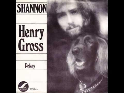 Henry Gross - Shannon (WRITTEN ABOUT THE PASSING OF CARL WILSON'S IRISH SETTER)