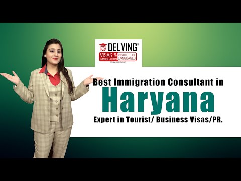 Best Immigration Consultant in Haryana - Expert in Tourist/ Business Visas/PR.