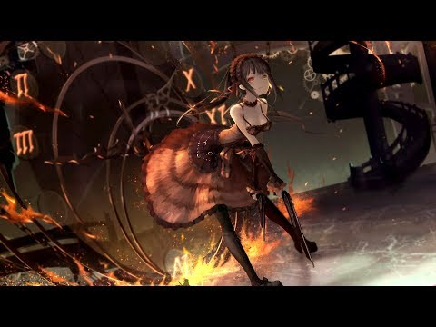 「Nightcore」→ Black Widow