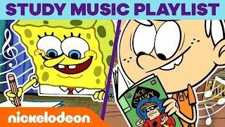 SpongeBob & Lincoln Loud 📝 Study Music Playlist 📚 | #MusicMonday