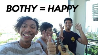 BOTHY = HAPPY