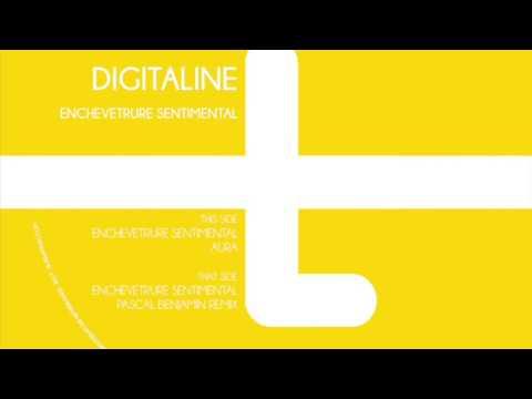 Digitaline - Aura - [Bla Bla RYB 002]