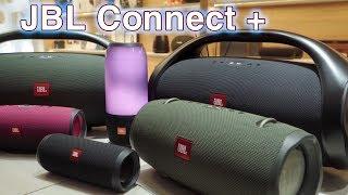 JBL Party  - JBL connect + with all | kết nối tất cả các loa  hỗ trợ JBl Connect +