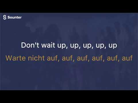 Download Shakira - Don't Wait Up. Übersetzung deutsch (German Lyrics)