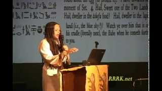 Dr. Nteri Nelson - THE GOLDEN SUN EGG UNCRACKED - ASCAC Conference 2010