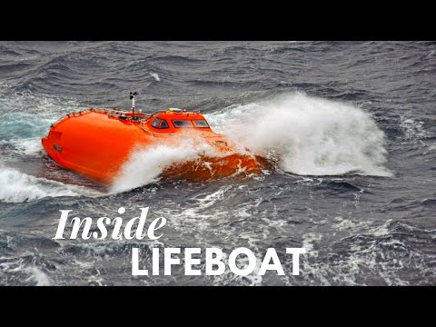 Inside The Lifeboat | Video Tour | HD