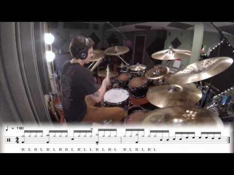 3-15 Groove With Notation