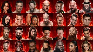 WWE 2K15 Roster: 62 Names Announced Including 8 Divas + NXT Confirmed!