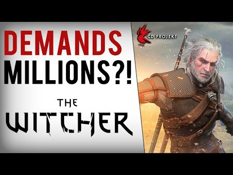 Witcher Creator Demands 16 Million Dollars From CD Projekt Red, They Refuse! thumbnail