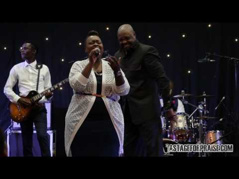 Pastor Solly Mahlangu's Band Take Turns In Wowing The Audience In UK Concert